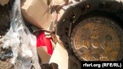 Cașcavalul distrus la Orenburg