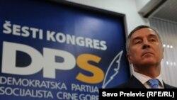 Milo Đukanović na kongresu DPS-a, 21. maj 2011