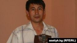 Бактыбек Байызов