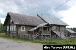 Новый дом Притупов в Кинерме
