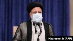 ابراهیم رئیسی٬ رئیس جمهور ایران
