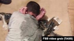 Фото другого задержания, осуществленного ФСБ (архив)