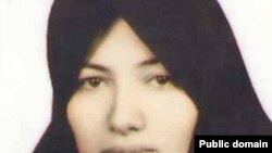 Sakineh Mohammadi Ashtiani was sentenced to death by stoning by a judge for adultery years after she'd already been given 99 lashes for the same crime.