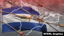 Nikaraguağa qarşı sanktsiyalar. Kollaj
