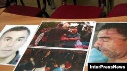 Эксперт британской организации Кен Линдж пришел к заключению, что человек, запечатленный на кадрах «Рустави 2» и на фотографиях, сделанных в морге, – это Ника Квинтрадзе