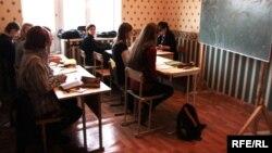 Беларускі Коласаўскі ліцэй. Заняткі ў падпольлі