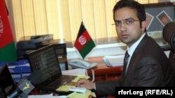 شاه محمود حبیبی معاون عملیاتی اداره هوانوردی