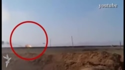 Helicopter Shot Down By Azeri Forces