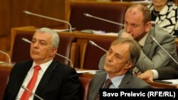 Parlament Crne Gore, 28. oktobar 2014. Foto. Savo Prelević