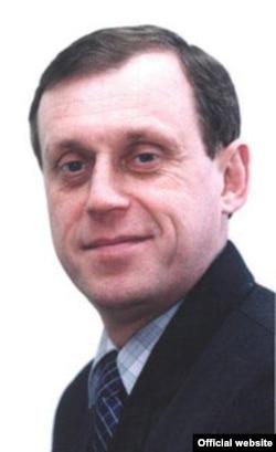 General Secretary of the Ukrainian National Olympic Committee Volodymyr Gerashchenko
