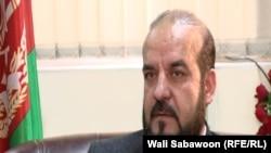 د انتخاباتو د خپلواک کمېسیون ویاند عبدالبدیع صیاد
