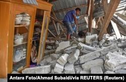 Наступствы землятрусу ў Ламбоку, 29 ліпеня