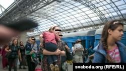 «У нас няма іншага выйсьця». Тысячы чачэнцаў едуць у Берасьце, ратуючыся ад бяспраўя і Кадырава