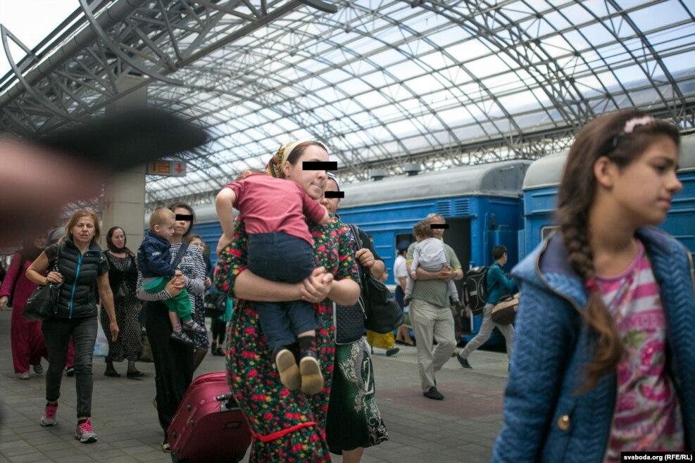 На брестском вокзале чеченцы подрались с «белорусами»