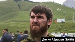 Ислам Кадыров, архивное фото