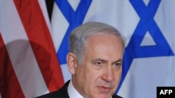 Бенјамин Нетанјаху