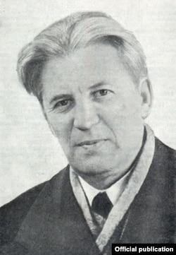 Сергей Макашин