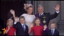 У Бельгії монарх зрікся престолу, присягу короля склав його син