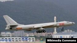 از هواپیماهای نظامی ارتش چین