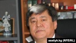 Муратбек Бегалиев, Кыргыз Улуттук Консерваториянын ректору