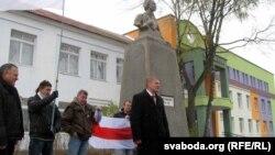 Прамаўляе Сяргей Каваленка