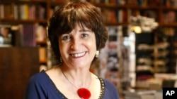 Jurnalista și scriitoarea spaniolă Rosa Montero