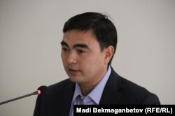 Нурлан Биадилов, соучредитель компании «Батуа». Астана, 19 октября 2016 года.