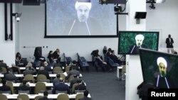 Ирандын президенти 24-сентябрда БУУнун Башкы ассамблеясында сөз сүйлөгөн.