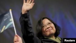 Тайвань президенті Цай Инвэнь.