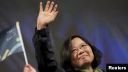 Presidentja e Tajvanit Tsai Ing-wen