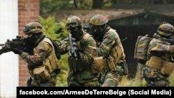 Сухопутні війська Бельгії (архівне фото)