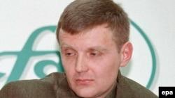 Александр Литвиненко, 1998