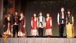 "Омскиның ""Умырзая"" ансамбле: ""Без – татар яшьләре"" җыры"