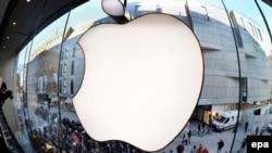 یک فروشگاه اپل (اپل استور) در آلمان