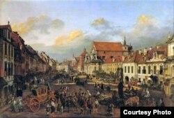 Varşava, 1770