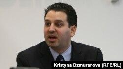 Стив Свердлов, эксперт по Центральной Азии международной правозащитной организации Humans Rights Watch (HRW).