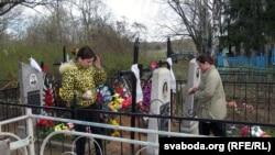 Вясковыя могілкі ў Дудзічах і суседняй Рудні-Дудзіцкай
