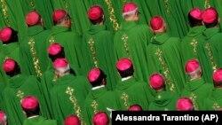 Prošlogodišnja biskupska sinoda u Vatikanu