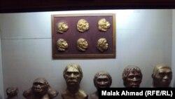 صورة من متحف التاريخ الطبيعي في بغداد