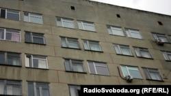 Лікарня, де перебуває Тимошенко