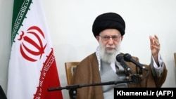 Iranian Supreme Leader Ayatollah Ali Khamenei controls many state entities that own huge conglomerates. FILE PHOTO.