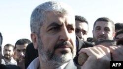 ХАМАС ұйымының басшысы Халед Машаль. 29 қаңтар 2012 жыл. (Көрнекі сурет).