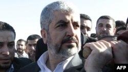 Шефот на Хамас, Калед Мешал