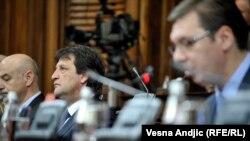 Bratislav Gašić, ne može ništa da radi bez saglasnosti Vlade Srbije, kaže Meho Omerović