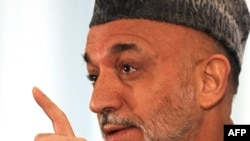 "Afghan President Hamid Karzai said the Afghan government ""wants an end to such incidents."""