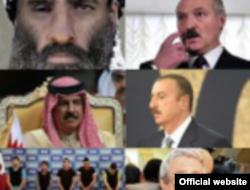 """""""Враги свободы информации"""" - по мнению """"Репортеров без границ"""""""