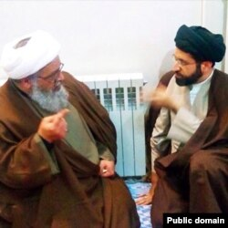 دیدار مسعود خامنهای با مجید جعفریتبار