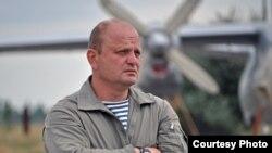 Командир 10-й бригады морской авиации ВСУ Игорь Бедзай