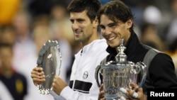 Gjokoviq dhe Nadal - foto arkivi