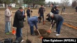 12-март, Бишкек.